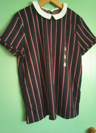 Офисная блуза kiabi