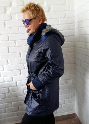 Куртка нереально крутая на синтепоне от бренда st-martins, skandinavia, размер l-хl