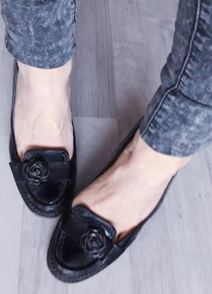Туфли в деловом стиле