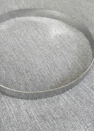 Стильный железный чокер ошейник колье чёкер ожерелье чекер