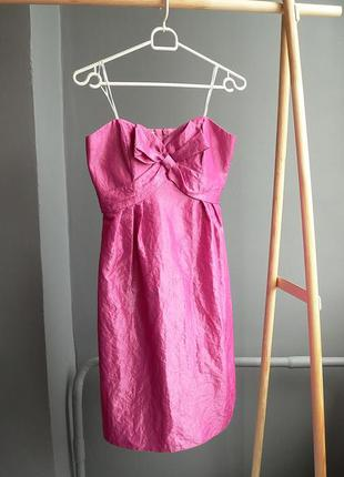Коктейльное платье angie размер xs