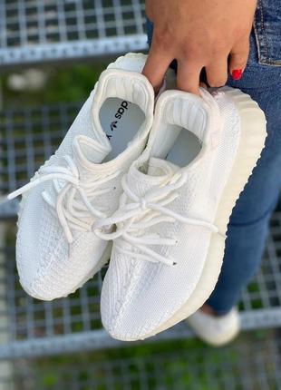 Кроссовки adidas yeezy boost 350 женские и мужские размеры