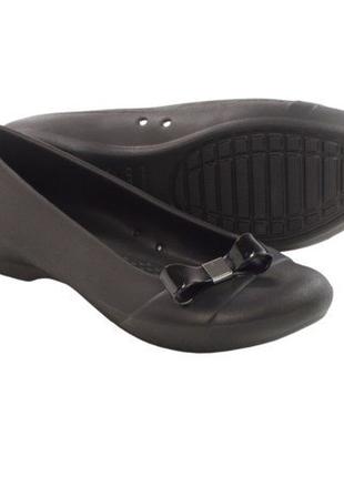 Балетки crocs р. 39 по стельке 26 см