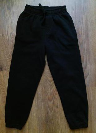 Спортивные штаны для мальчика р.7-8лет