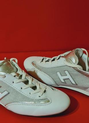Hogan 40р. 25.5см кроссовки
