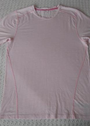 Inoc термофутболка из мериносовой шерсти летняя шерсть мериноса термо футболка лето спорт