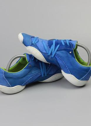 Фирменные кожаные кроссовки marithe francois girbaud в стиле clark geox