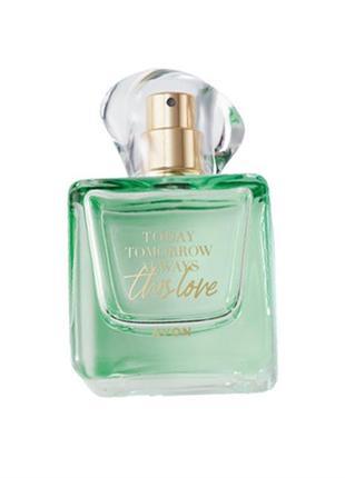 Сексуальный парфюм от avon. this love . новинка.