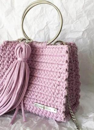 Сумка жіноча, сумка ручної роботи, стильна сумка