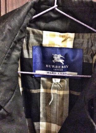 Плащ-тренч burberry