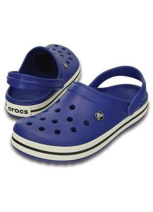 Сабо кроксы crocs crocband