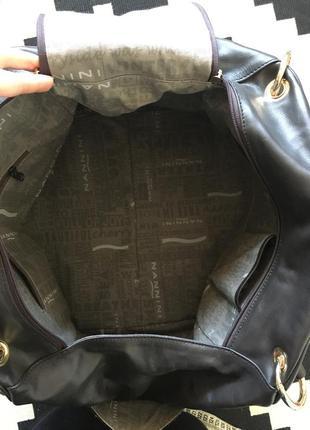 Дорожная кожаная сумка6 фото