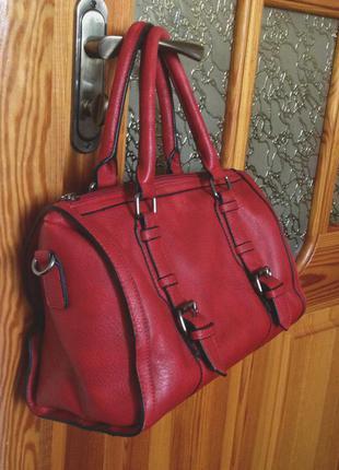 Красивая, модная, вместительная сумка/сумочка на работу/учебу