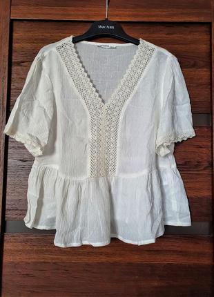 Блуза прошва reserved