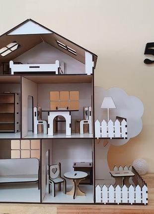 Lol будинок з меблями, домик лол