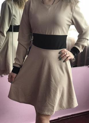 Класическое платье в стиле беби дол