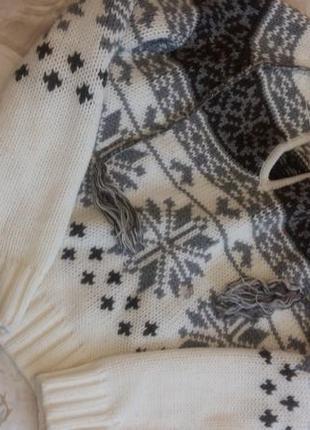 Ооочень теплый свитер