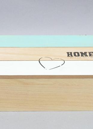Коробка деревянная home skl11-208728