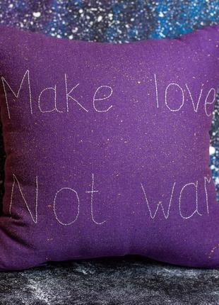 Акция! бесплатная доставка нп! декоративная подушка ручной работы
