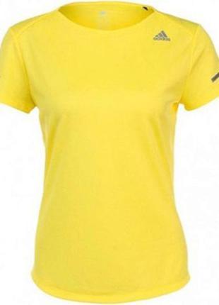 Обнова! футболка спортивная яркая adidas climacool