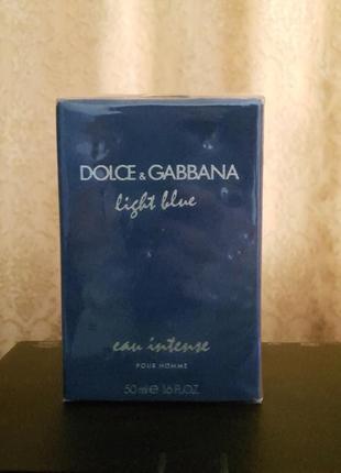 Духи dolce gabbana мужские. 50 мл. новые