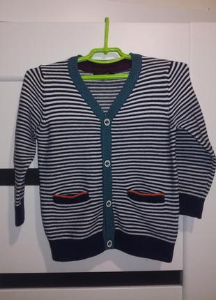 Кофта,свитер,реглан для мальчика на 2-3 года