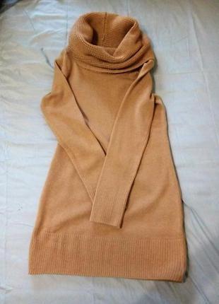 Тепла сукня на осінь-зиму