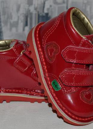 Фирменные ботиночки1