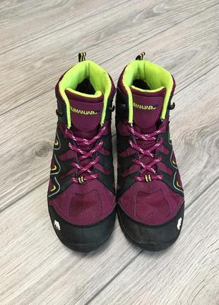 Трекинговые ботинки для походов kilimanjaro pluse vibram размер 34