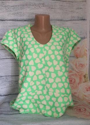 Блуза в сердца paul & joe размер 3