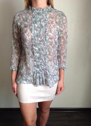 Романтичная рубашка kira plastinina