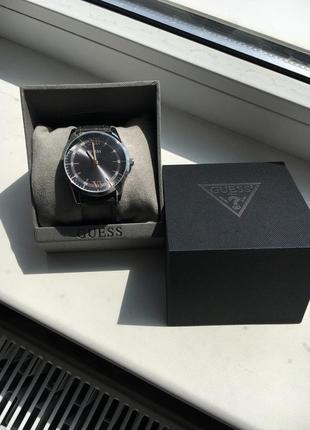 Оригинальные мужские часы guess в подарочной упаковке 💜