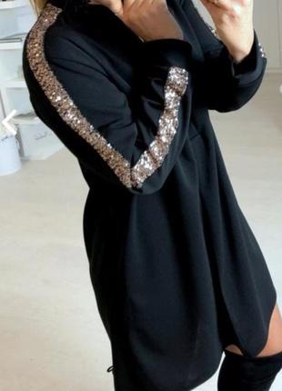 Стильное платье разные цвета