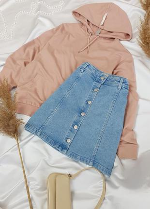 Дуже красива спідничка з якісного джинсу від yes or no