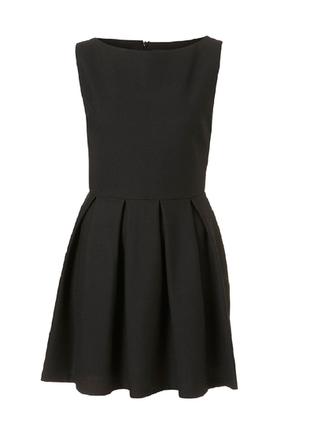 Классическое маленькое черное платье topshop