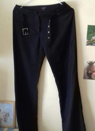 Темные брюки axara, италия