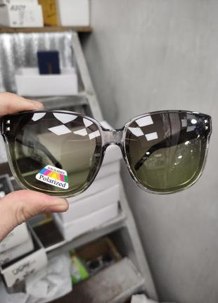 Солнцезащитные очки valentino линзы полароид