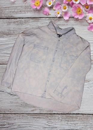 Трендовая рубашка kiabi