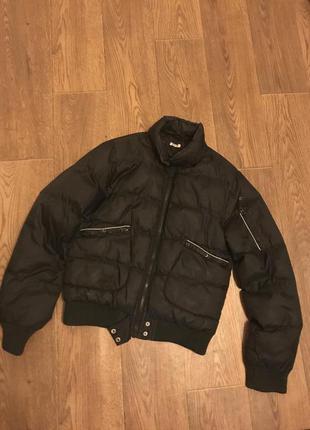 Куртка тёплая м