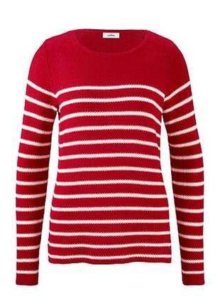 Пуловер кофта джемпер свитер тсм tchibo, размер 50-52 рус2 фото