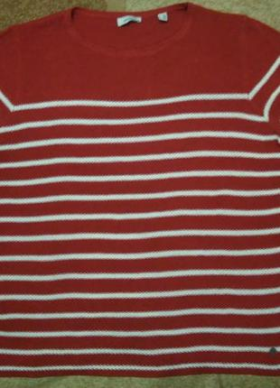 Пуловер кофта джемпер свитер тсм tchibo, размер 50-52 рус6 фото