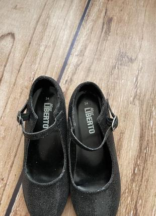 Туфлі для танців7 фото
