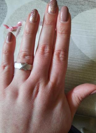 Керамика+нержавеющая сталь кольцо4 фото