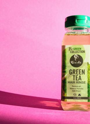 Тонік для волосся curls green tea