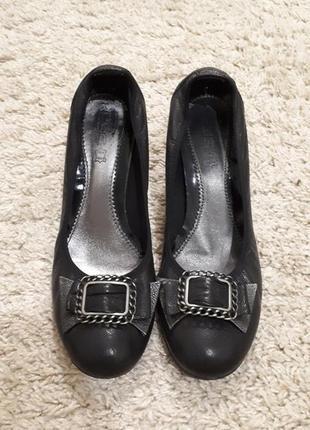 Туфли кожа, 38 размер