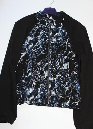 Стилный бомбер, куртка, кофта, ветровка