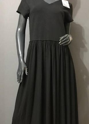 Длинное летнее платье италия