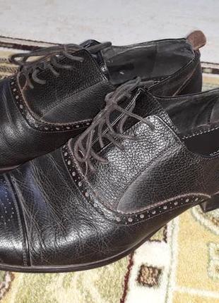 Туфли, броги carnaby