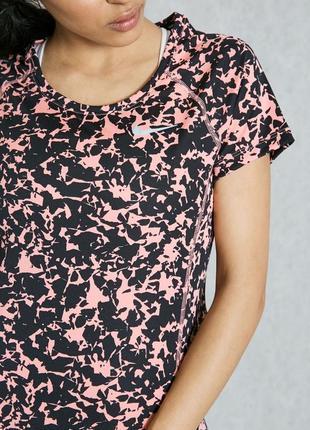 Женская футболка nike running dri-fit оригинал