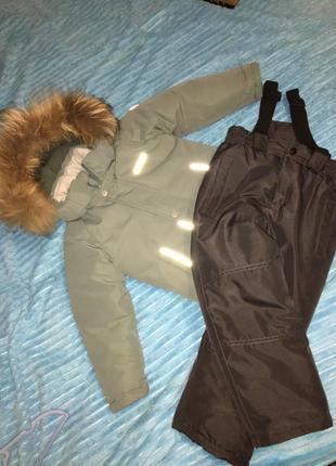 Зимний костюмчик-бомба